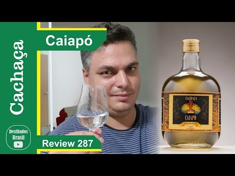 Caiapó – Cachaça – Review 287