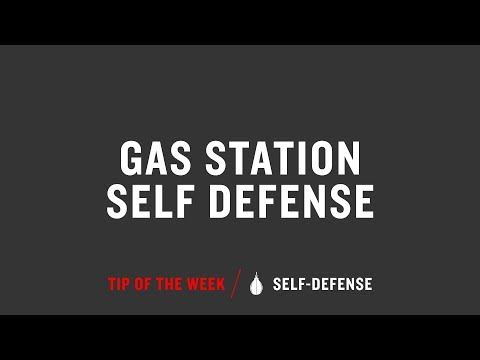 Gas Station Self Defense