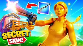 *NEW* SECRET GOLD SKIN + Exotic Weapon!