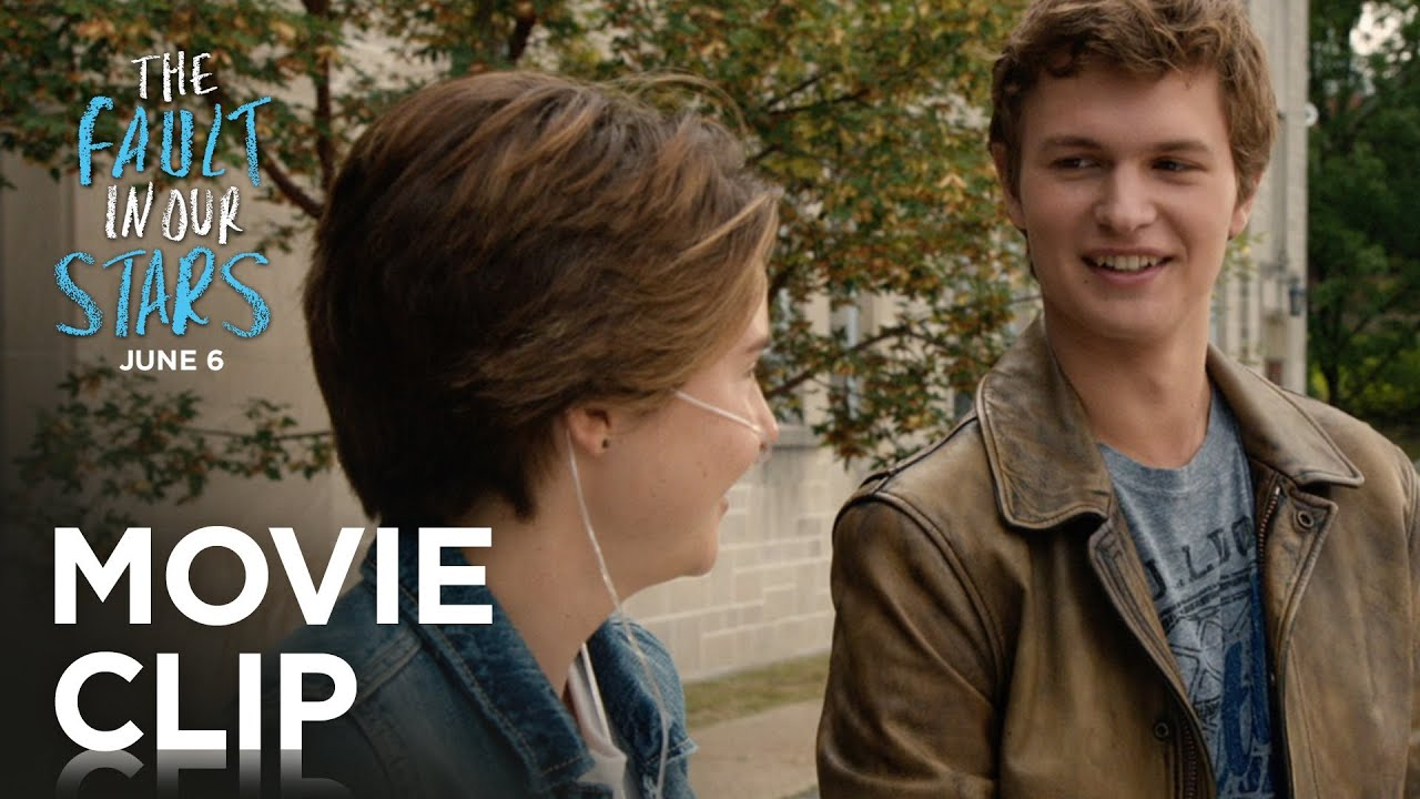 The Fault In Our Stars - What's Your Name?