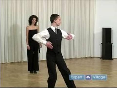 Τα βασικά βήματα για τον χορό τάγκο
