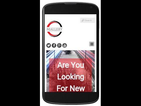 video:Best San Antonio Mobile Friendly Website Design Mallery Online Marketing