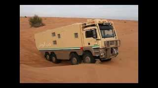 preview picture of video 'Trailer for OFF Road Trips شاحنة مجهزة لرحلات البر والصيد والمقناص'