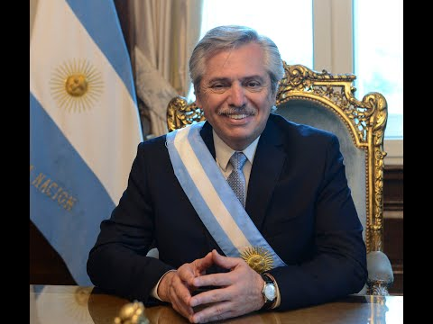 Alberto Fernández se posesionó como el nuevo presidente de Argentina