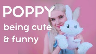Poppy being cute & funny