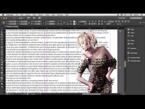 How To Get Started With Adobe InDesign CC – 10 Things Beginners Want To Know How To Do