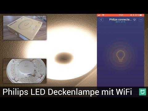 Philips LED Wifi-Lampe im Test | haus-automatisierung.com [4K]
