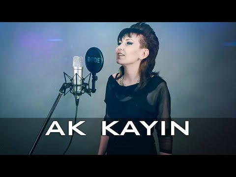 Old, rare and BEAUTIFUL song! Ак кайын - AMADEA cover LIVE (Ak Kayin)