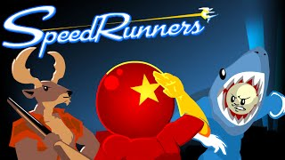 Threshold Speedrunners: Race off | always and forever |