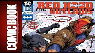 Red Hood And The Outlaws #25 | COMIC BOOK UNIVERSITY