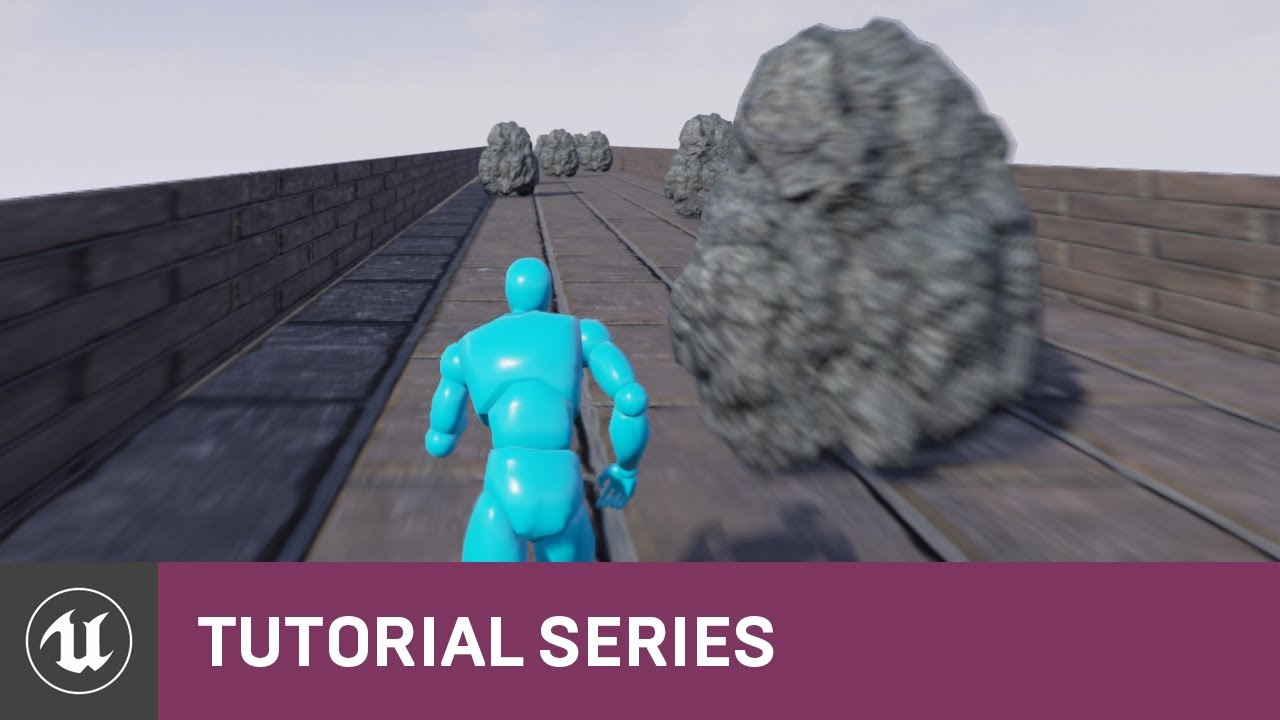 Endless Runner: Creating Obstacles | 03 | v4.7 Tutorial Series | Unreal Engine