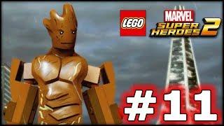 LEGO Marvel Superheroes 2 - LBA Episode 11 - Pig Joust!