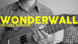 Wonderwall   Oasis   Ukulele Tutorial   Chords   How To Play
