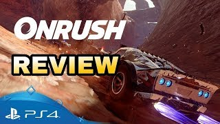 ONRUSH Review - PS4