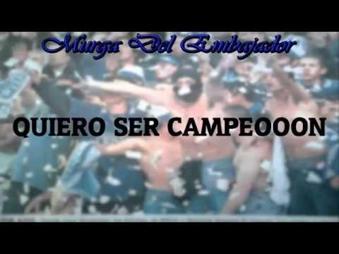 """""""Cara De Gitana"""" Barra: Blue Rain • Club: Millonarios"""