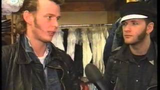 Rumble On The Beach - Tele 5  'Offbeat', 1989