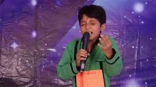 'Teri Deewani' IMSTAR Audition Palanpur Bhavik Barot  CNo. 8055