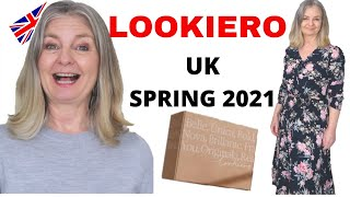 LOOKIERO UK TRY ON SPRING 2021 | My Over 50 Fashion Life