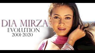 Dia Mirza Evolution (2001-2020)