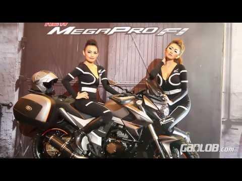 Peluncuran New Honda Mega Pro FI