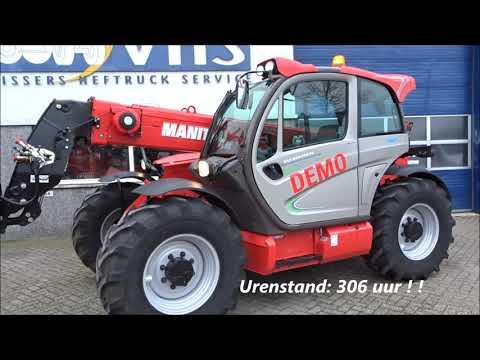 Manitou MLT 840 - 145 PS Premium