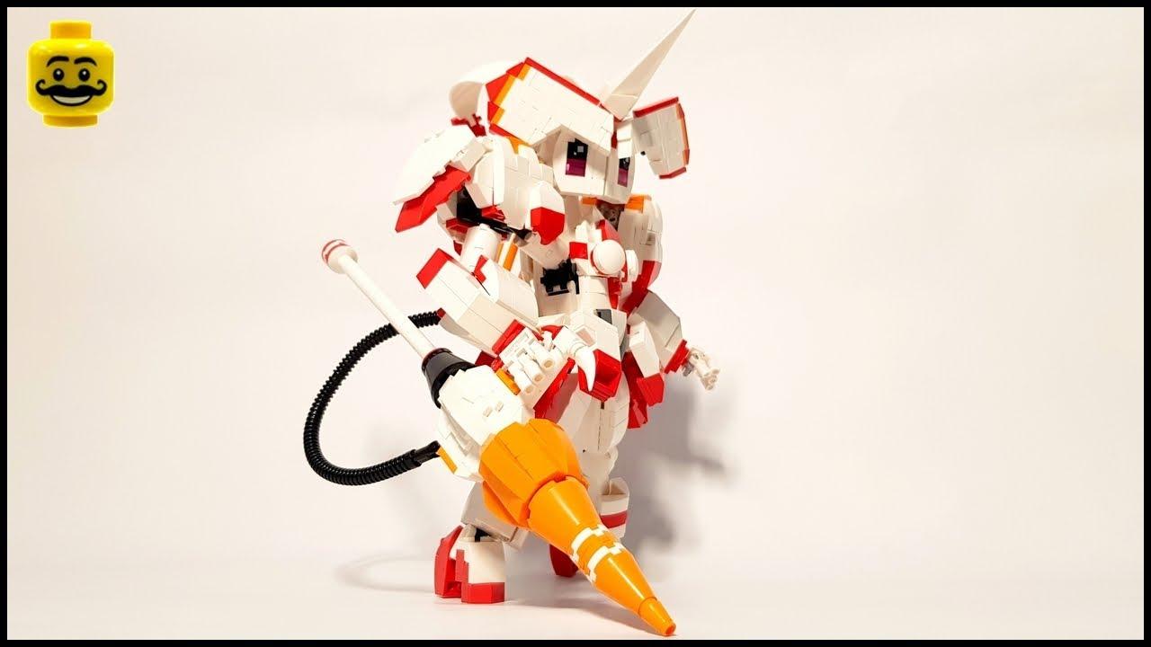 LEGO Mech Strelizia