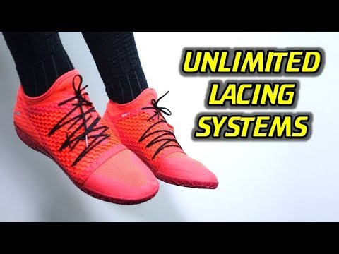 CREATE YOUR OWN LACING SYSTEM! – Puma 365 Ignite NETFIT Indoor – Review + On Feet
