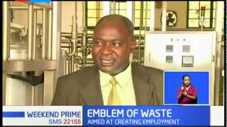 Emblem of waste as government neglects Webuye industrial plant