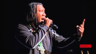 KRS-One Honors Phife Dawg With Special Freestyle