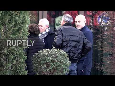 Italy: Fiorentina captain Davide Astori dies following 'sudden illness'