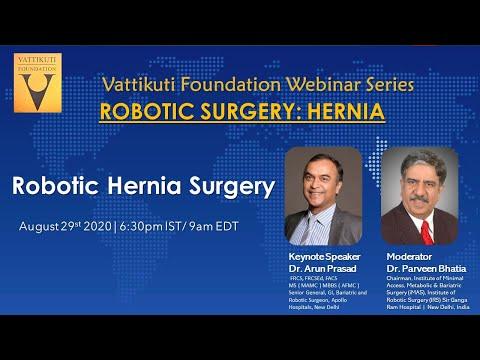 Robotic Hernia Surgery