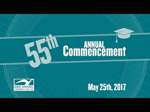 55th Annual Commencement Ceremony