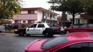 The day Santa got arrested