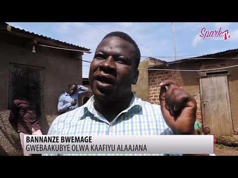 Omutuuze agambibwa okukubwa poliisi e Butambala apookya
