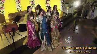 DJI Phantom 4 pro Wedding / Reception cinematic footage by drone || Lahore| Pakistan Wedding ||