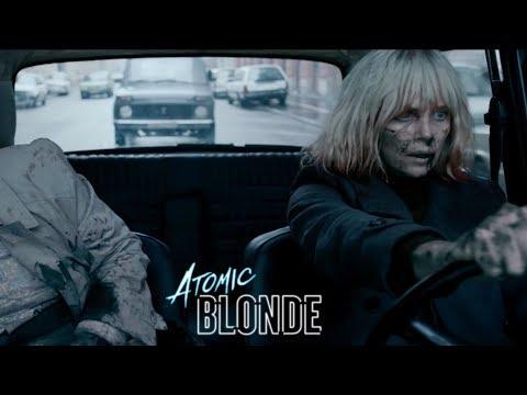 Atomic Blonde (Clip 'I Ran')