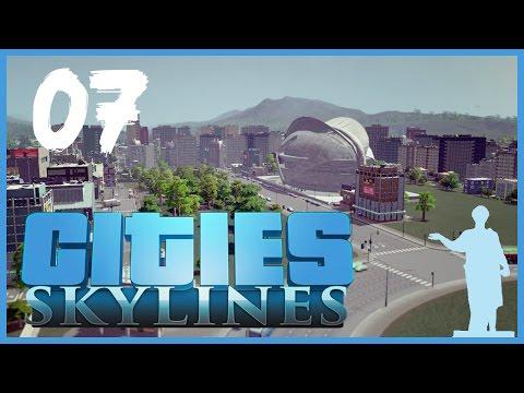 Cities: Skylines [07] Перестройка: Кварталы