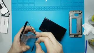 Замена стекла Samsung Galaxy S7 edge Replacement glass Samsung Galaxy S7 edge