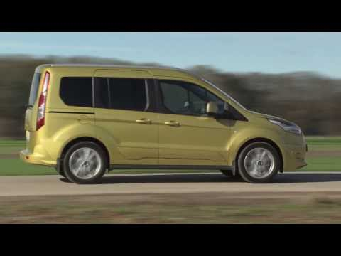 Ford  Tourneo  Connect Минивен класса M - рекламное видео 4