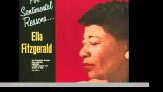 Ella Fitzgerald - A Sunday Kind Of Love