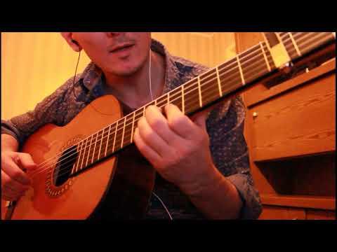 Джулия (Батырхан Шукенов & A`Studio) | Аранжировка для пения под гитару | табы tg, ноты PDF