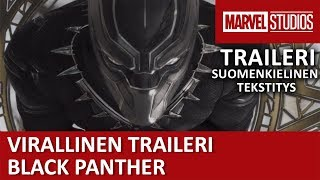 Black Panther - Traileri
