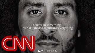 Trump targets Nike over new Kaepernick ad