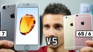 iPhone 7 vs 6S/6 - Worth The Upgrade?