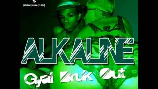 Alkaline - Gyal Bruk Out (Clean) - Single [Notnice Records] - 2014