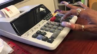 Long Nails Calculating