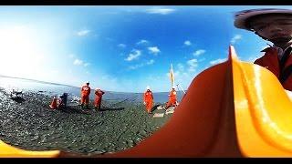 【VR影音】搭火箭飛天 你從沒看過的美景