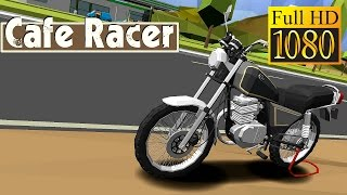 Cafe Racer Game Review 1080P Official Piguinsoft Racing 2016