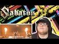 FIRST TIME SEEING THEM LIVE!!! | SABATON- En Livistid I Krig (LIVE)  REACTION!!!