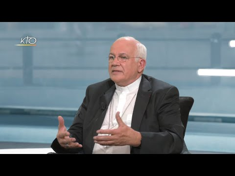 Mgr Stanislas Lalanne - Diocèse de Pontoise